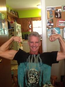 Robby biceps